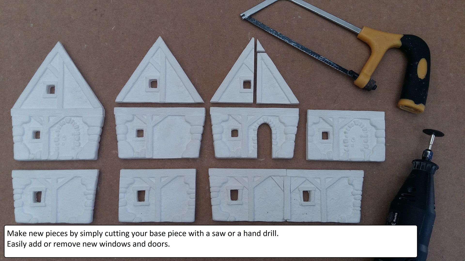 SCENERY FORGE MOLDS SYSTEM